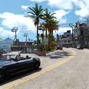 Final Fantasy XV updates to continue well into 2018, beyond the PC release says director