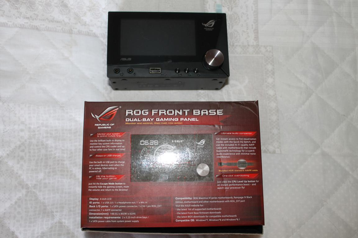 Rog Front Base