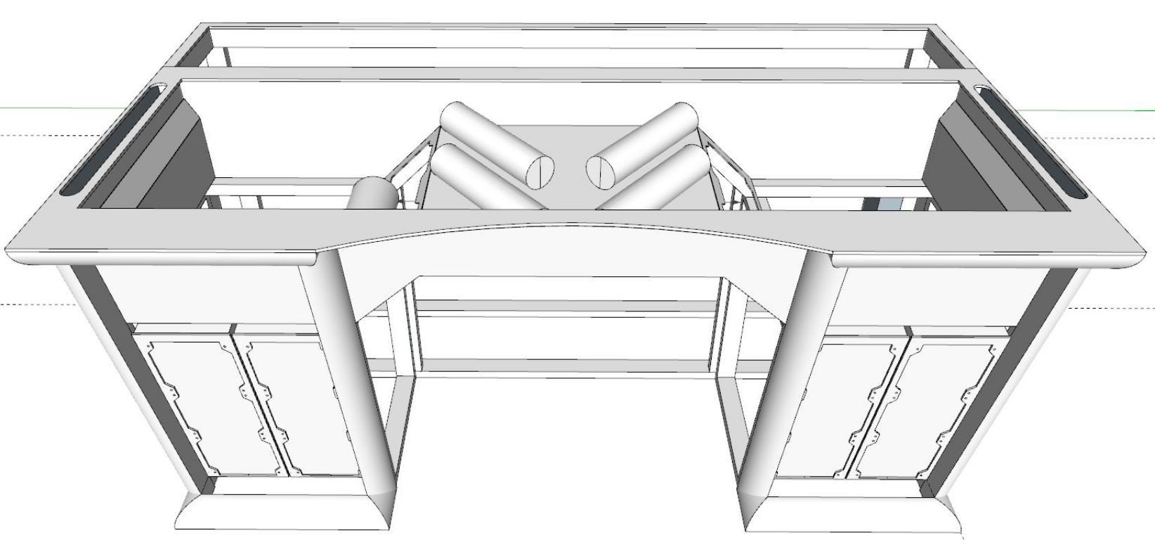 -ProeliuM-DESK Prototype