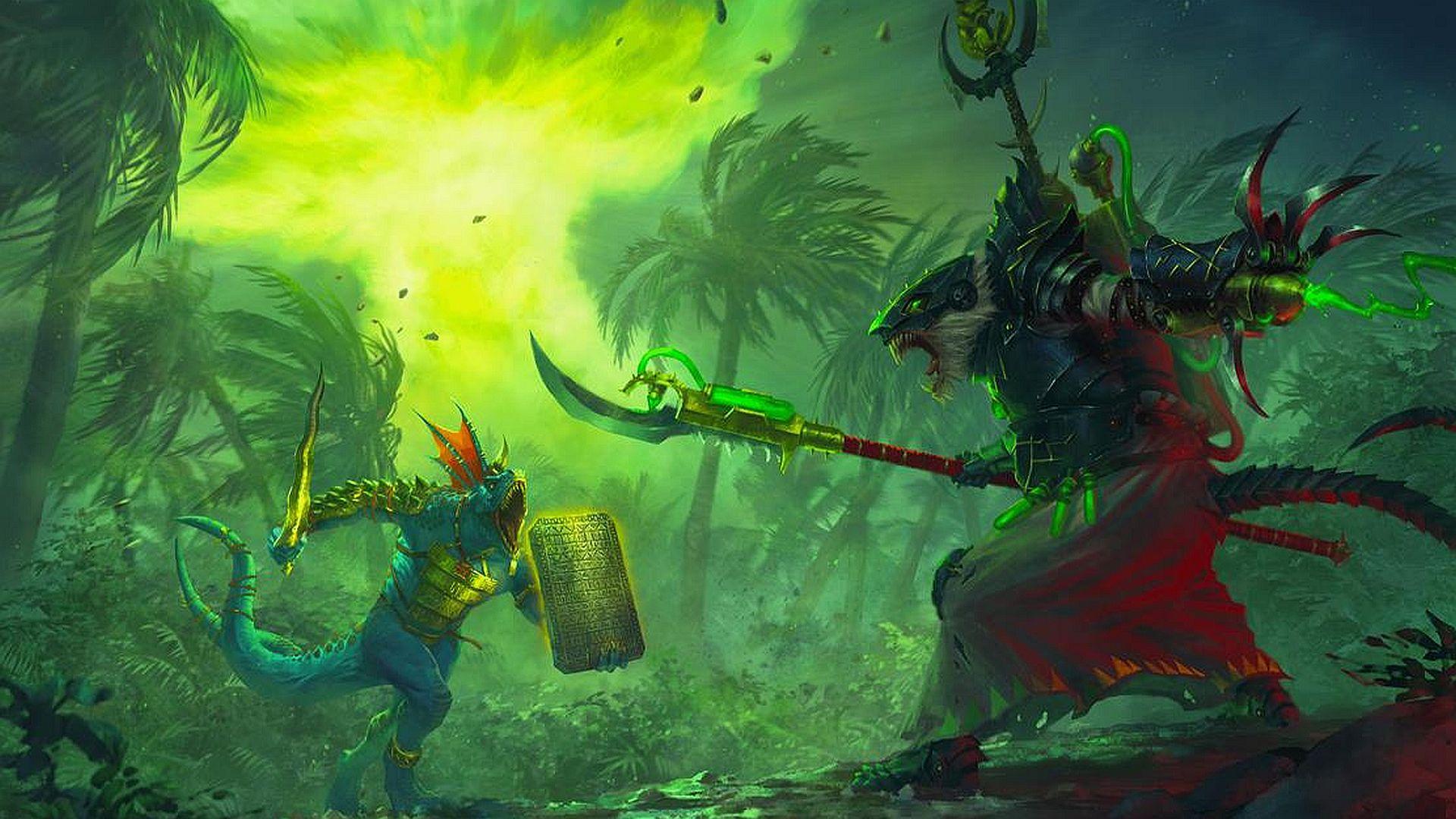 Total War Warhammer 2 Will Still Get Dlc But No New Races