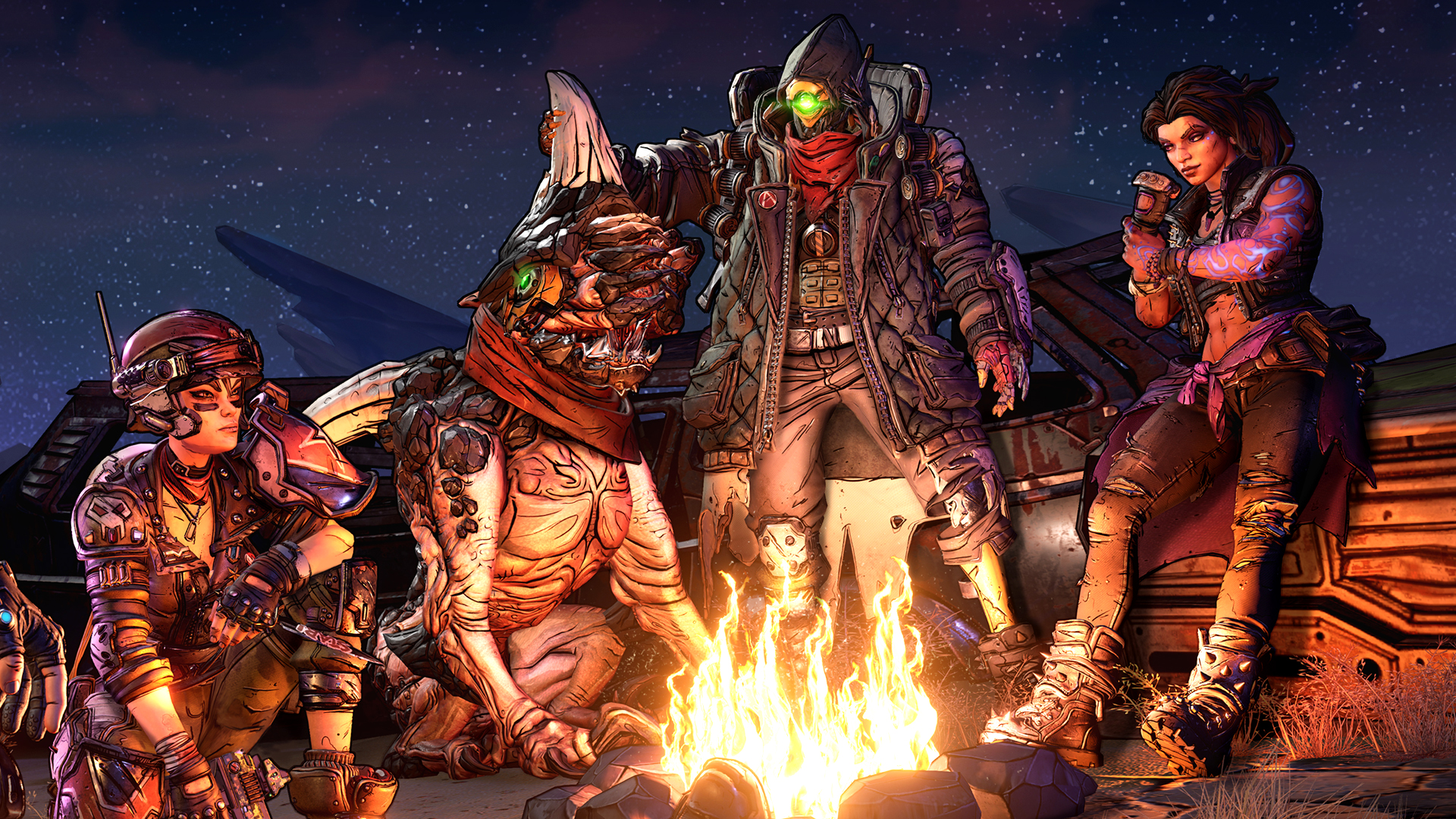 Borderlands 3 Might Not Get Any New Vault Hunters As DLC