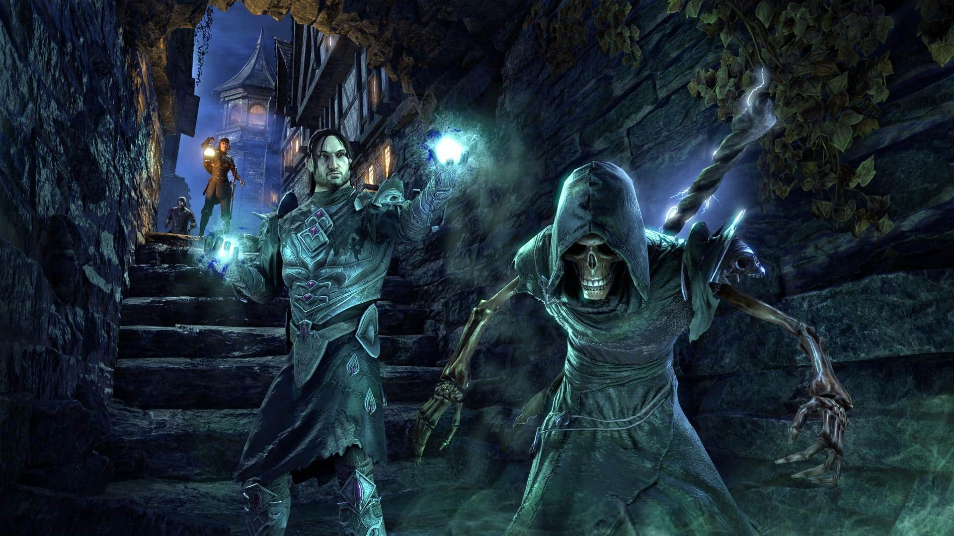 ESO Necromancer build guide: ESO builds for the new Elsweyr class – TOPS  eSport Community