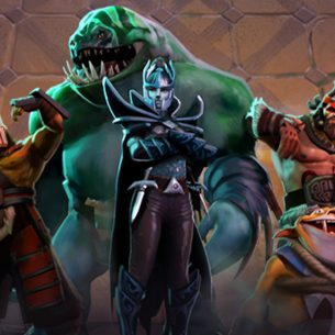 Dota Underlords' 'Big Update' is adding new heroes and shaking up alliances