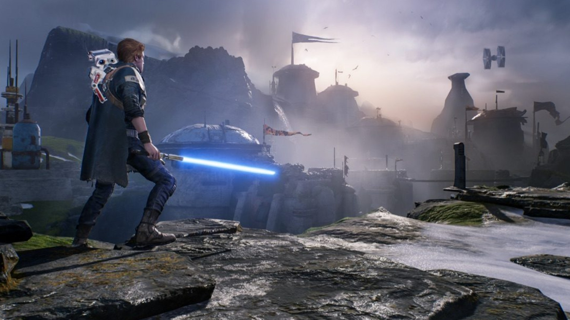Star Wars Jedi Fallen Order Gets Kicked Up A Notch With A Custom Motion Controller Tops Esport Community