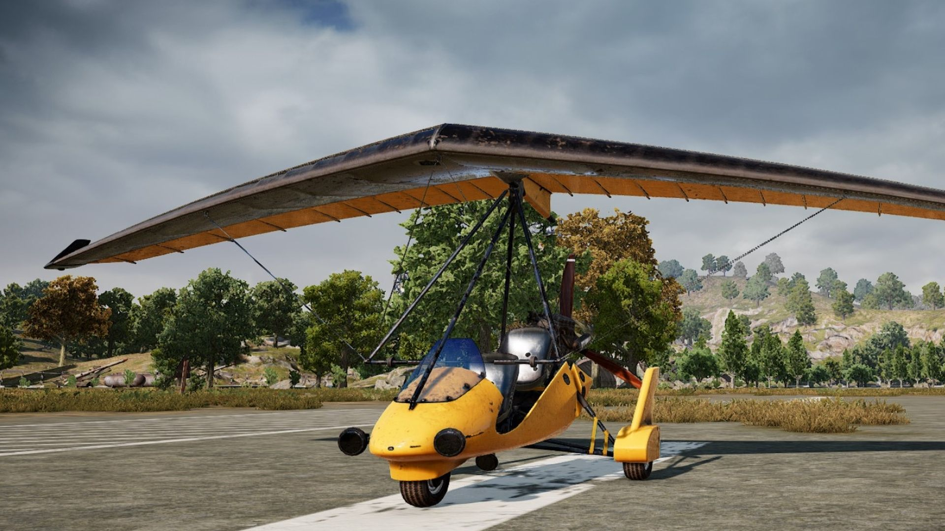 PUBG lets you fly for the first time with a Motor Glider – TOPS eSport Community