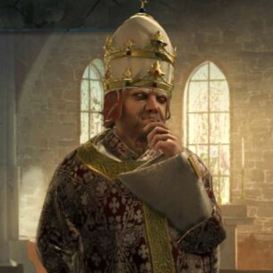 Finally, everyone will stop wearing Jester hats in Crusader Kings 3